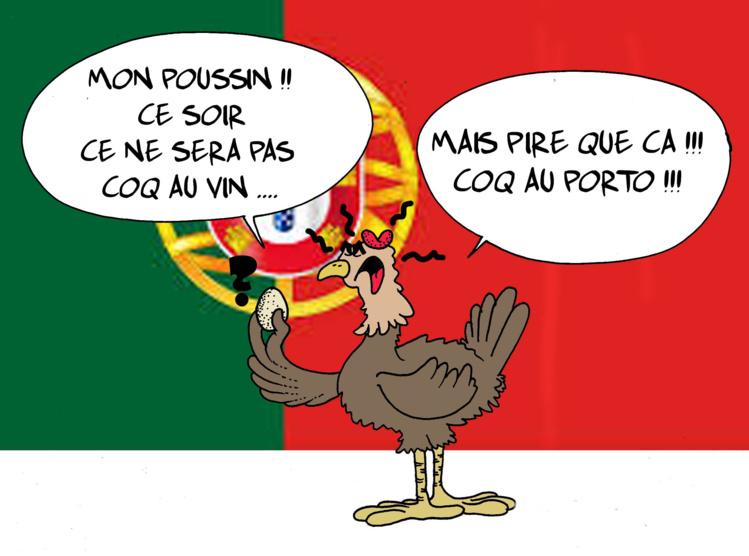 """""""La finale Euro 2016"""" par Munoz"""