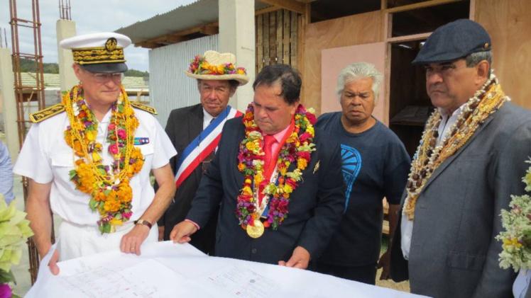 Tubuai : un point sur le collège et l'école de Mataura