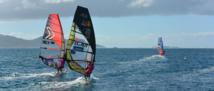 """Windsurf: Conditions idéales pour la """"Free ride cup"""" à Raiatea"""