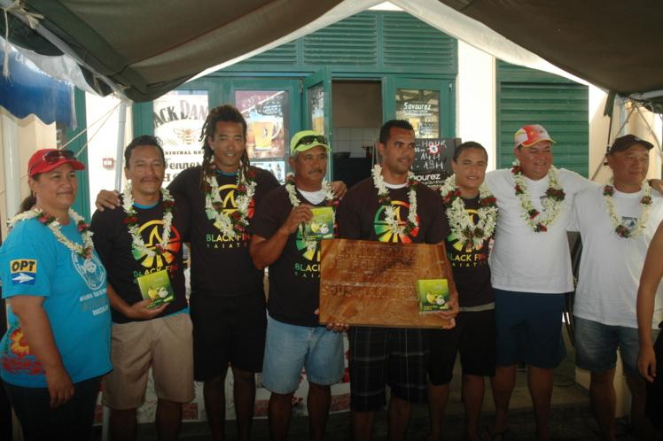 Championnat de Polynésie et des Raromata'i de pêche sous marine 2016 à Raiatea