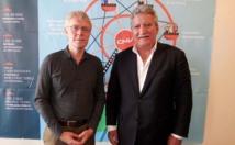 En visite à Paris, le ministre du Tourisme évoque la construction d'un zénith à Tahiti