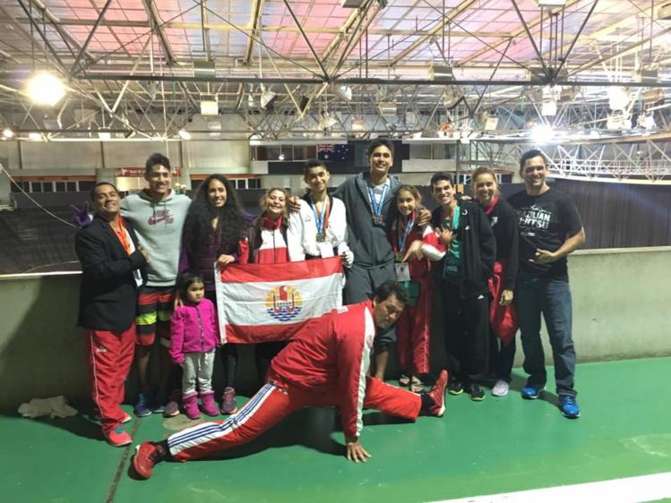 Deux médailles d'or pour le taekwondo en Australie