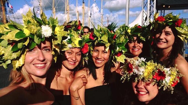 La Polynésie vedette à Brest