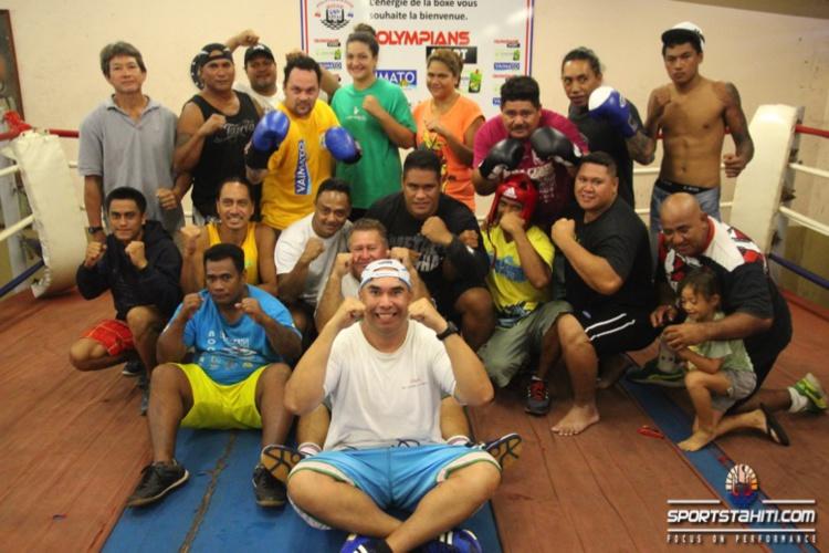 Boxe : 22 entraîneurs pour la formation de Niveau 1