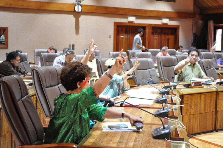 L'avis a été adopté par 34 votes pour et deux abstentions.