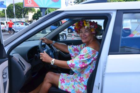 Jeu Pacific-Shell : Une nouvelle voiture pour Diana