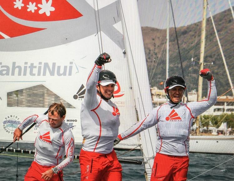 17 Une première victoire pour Trésors de Tahiti