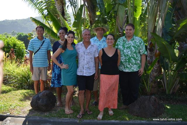 """Six groupes de danse à l'honneur pour le """"Te Hura Nui"""""""