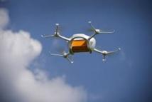 La première livraison par drone civil aux Etats-Unis ? Des donuts et du café