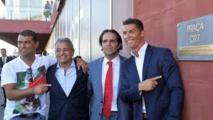 """Le premier hôtel """"CR7"""" ouvre à Madère, qui rebaptise son aéroport """"Cristiano Ronaldo"""""""