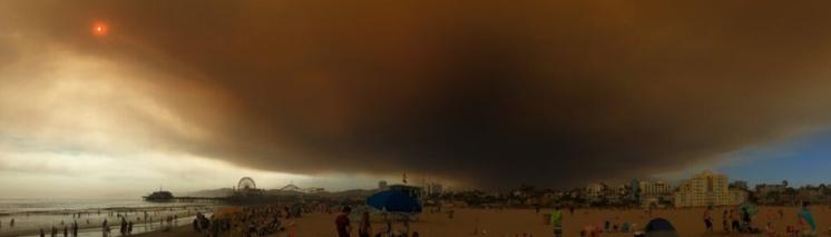 Une vision appocalyptique depuis Santa Monica