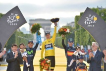Tour de France - La troisième de Froome, la quatrième de Sky
