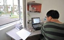 Lors de la recherche de logement, les étudiants auront le choix entre les offres de particuliers, sans frais de dossier, ou celles d'agences avec frais de dossier de location. Photo d'illustration AFP