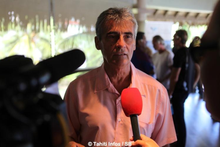 Jean Chicou Président du COL