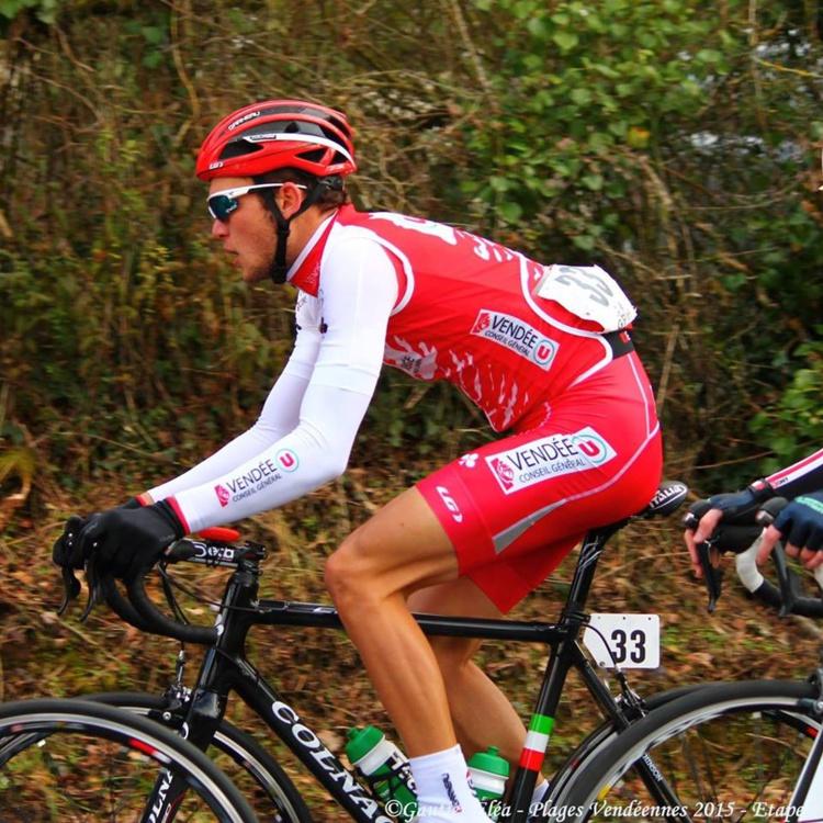 Cyclisme : Taruia Krainer en selle pour le Tour d'Alsace