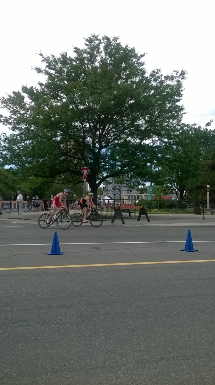 Triathlon : Armour-Lazzari prend date avec le triathlon canadien