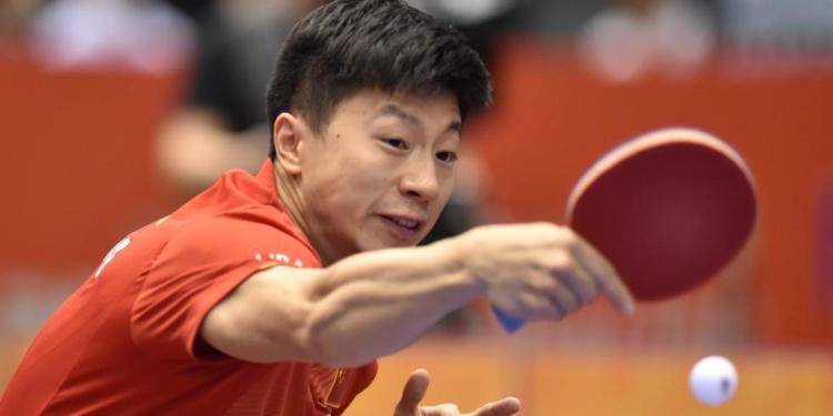 Ma Long, numéro un mondial. | AFP
