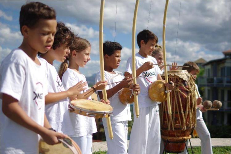 Capoiera, des cours pour enfants et adultes à Papeete