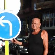 Michel 67 ans pourrait se retrouver à la rue d'ici quelques jours. (Photo facebook)