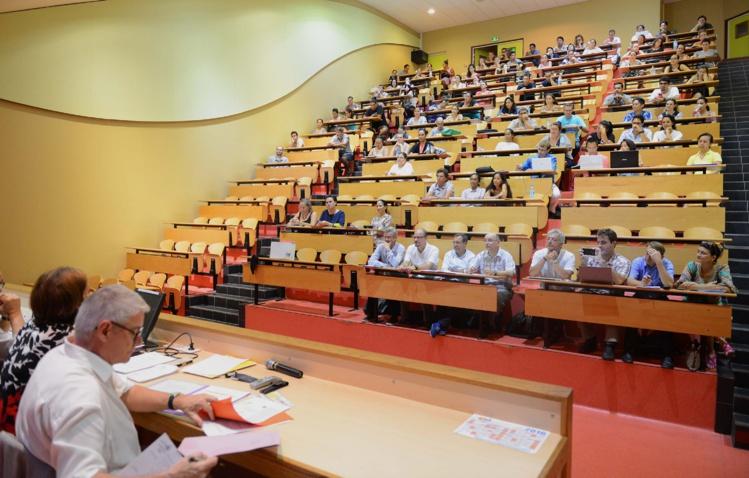 Ouverture du séminaire d'accueil des personnels stagiaires de l'ESPé