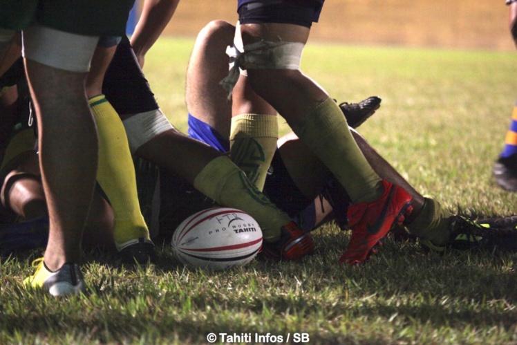 En avril dernier, la fédération polynésienne de rugby a organisé la 3e et dernière journée qualificative de la coupe de rugby à XV. (Crédit photo : SB).