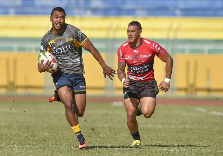 Teiva Jacquelain, un joueur tahitien intègre le Rugby Club Toulonnais