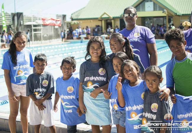 Natation : Les champions du Aito Swimming 2016