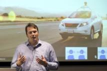 Départ d'un dirigeant clé du projet de voiture autonome Google Car