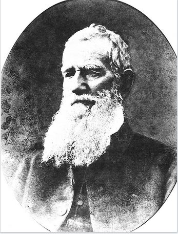 We have not found wearing Joshua Hill, but on the other hand, there is one of one of his victims, the Rev. George Hunn Nobbs, driven from the island where he taught before the arrival of the dictator.