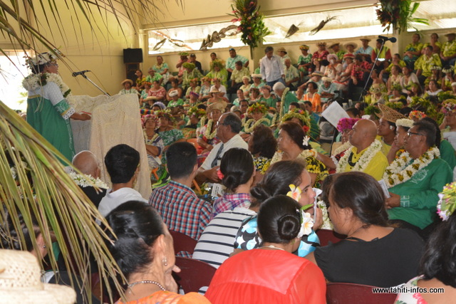 Le nucléaire, le projet Ecoparc ou encore le patrimoine ancestral, l'Eglise protestante mā'ohi a fait connaître sa position au terme du 132e synode ce dimanche.