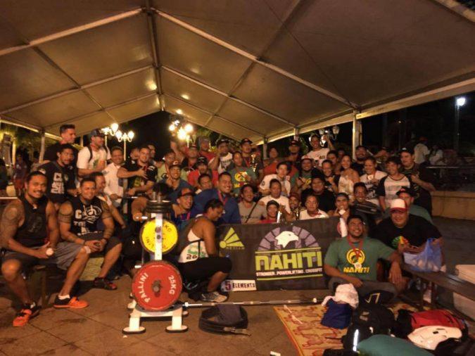 Nouveau record pour le club Nahiti de Arue
