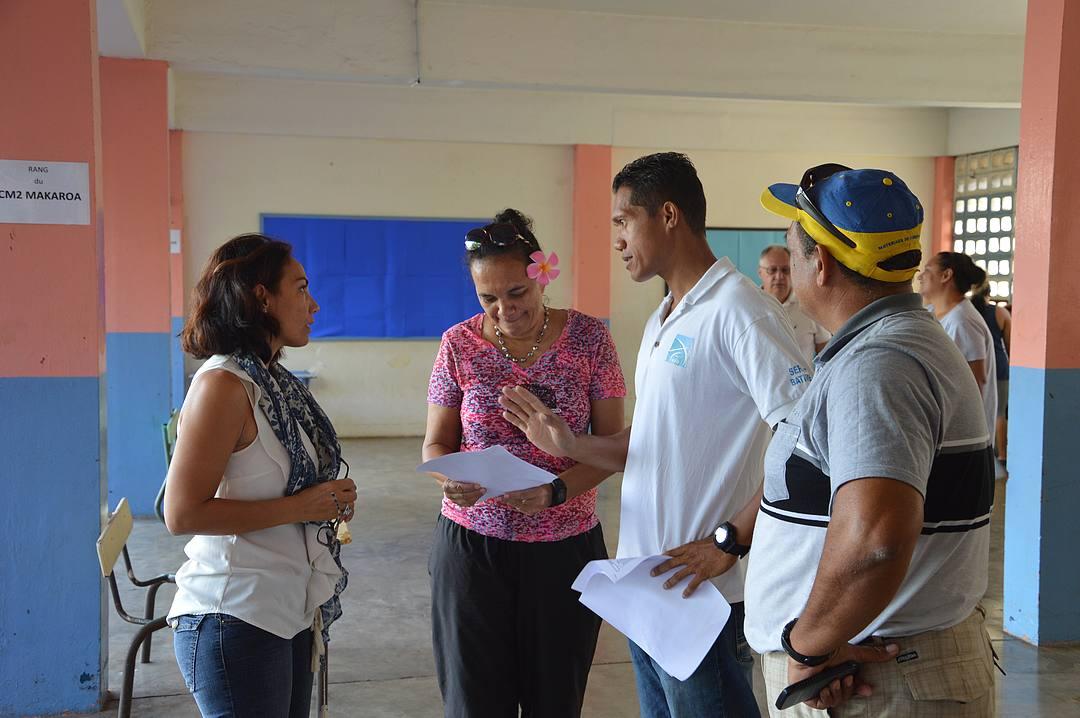 Faa'a : 27 millions de Fcfp de travaux de désamiantage pour l'école de Teroma