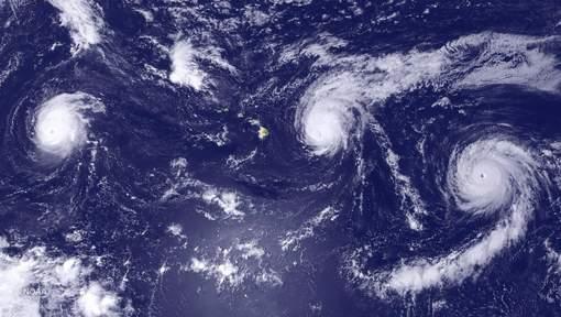 Une saison des ouragans agitée en prévision dans l'Atlantique-Nord