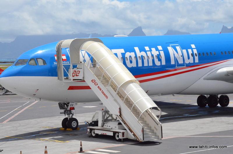 Air Tahiti Nui clôture 2015 avec un bénéfice historique de 4,8 milliards