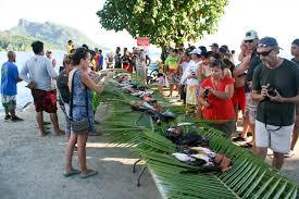 La commission du tourisme de l'Assemblée en déplacement aux Iles Sous-le-Vent