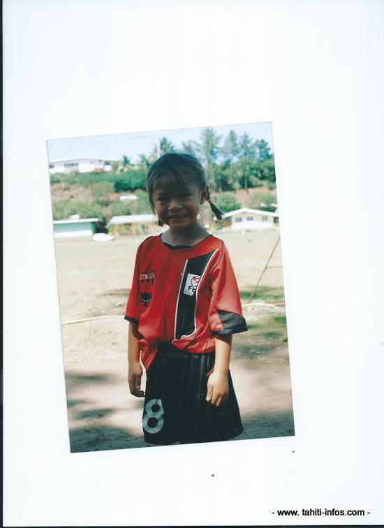 Kiani Wong, princesse du ballon rond