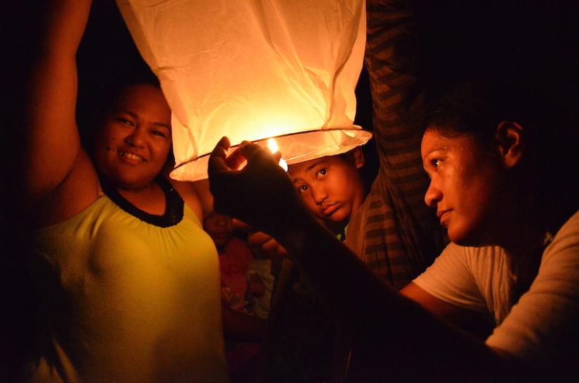 L'un des plus grands lâchers de lanternes au monde se déroule chaque année en Thaïlande.
