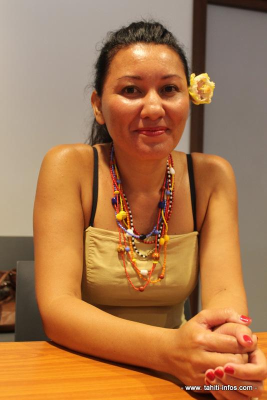 Nathalie va ouvrir son salon d'esthétique début septembre à Papeete.