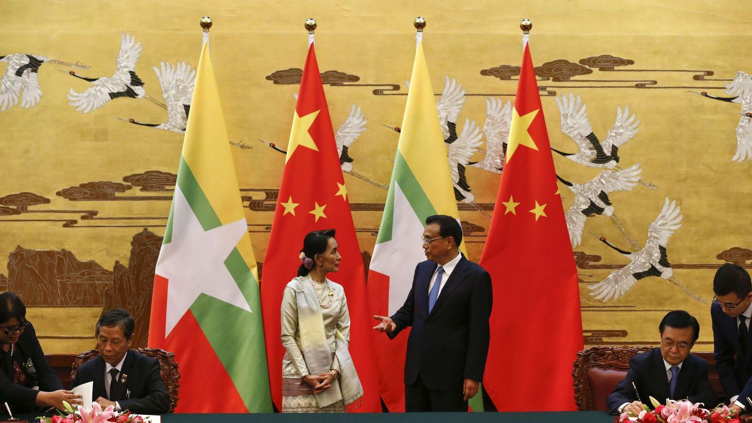 Barrage controversé : Pékin n'exploite pas abusivement la Birmanie, assure la presse chinoise