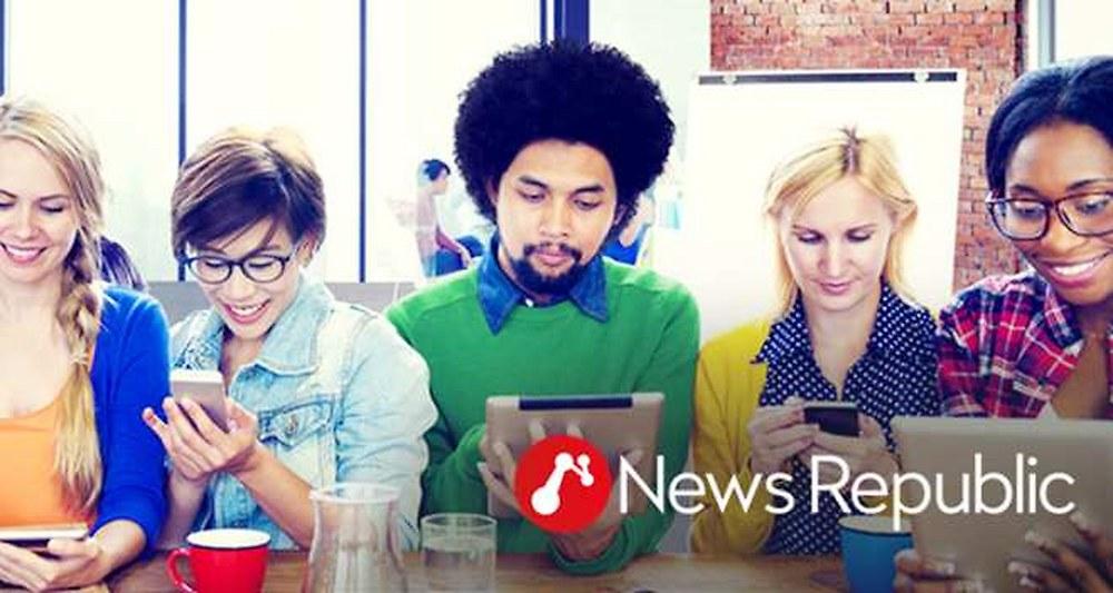 L'agrégateur d'infos français News Republic passe sous pavillon chinois