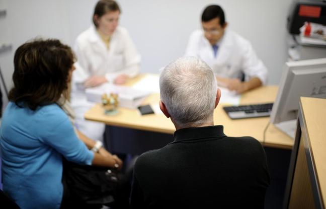 Illustration d'une consultation médicale. - J-S.EVRARD / AFP