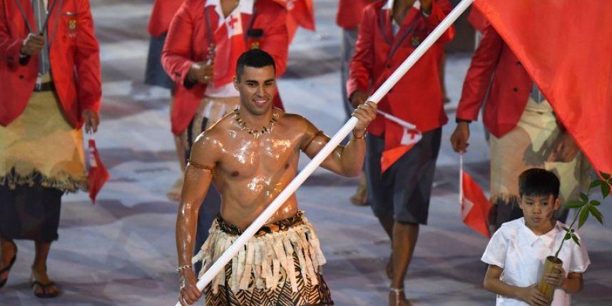 Le porte-drapeau tongien s'est incliné en 1/8e de finale