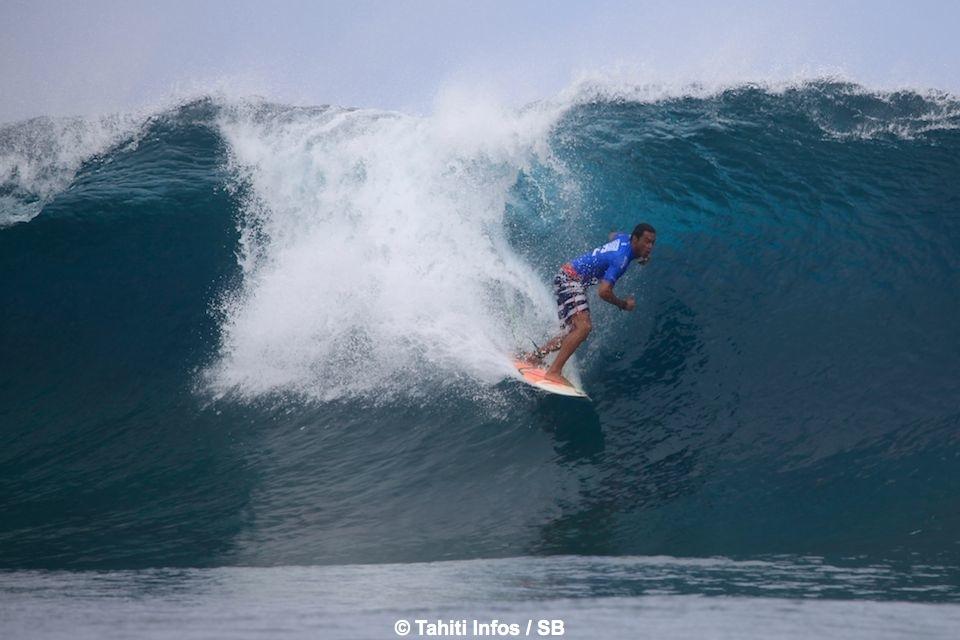 Hira Teriinatoofa avait très bien surfé