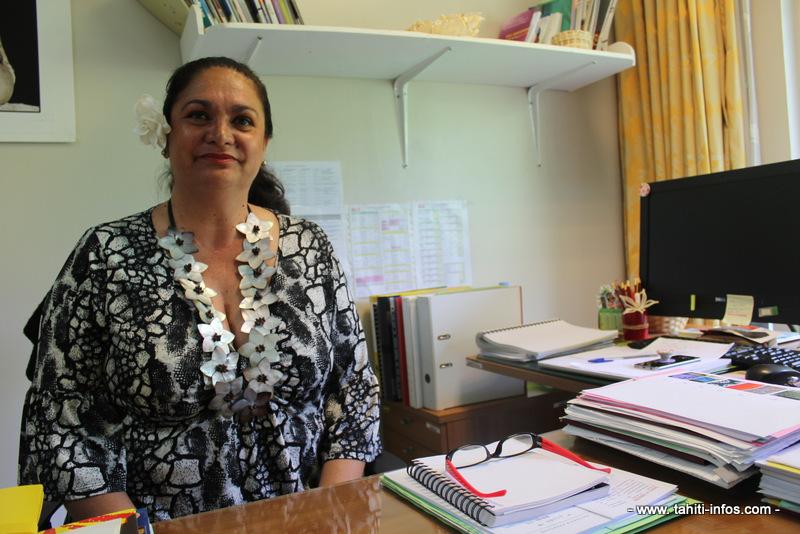"""Nicole Bouteau : """"Ce qui m'a marquée, c'est la volonté d'implication des communes dans le développement touristique"""""""