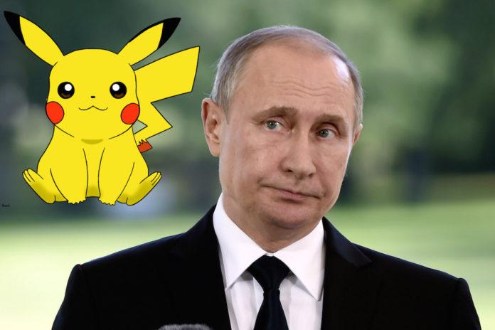 A Moscou, Ivan le Terrible en attendant les Pokémons