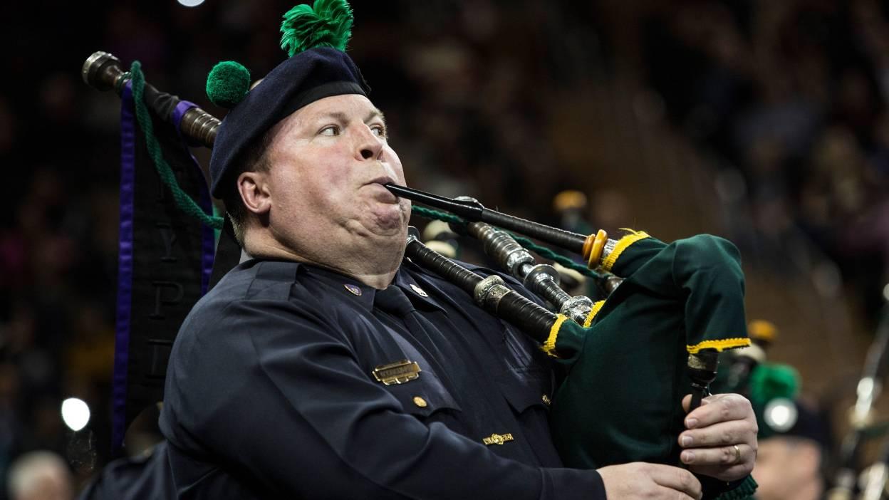 Un joueur de cornemuse tué par son instrument en Angleterre
