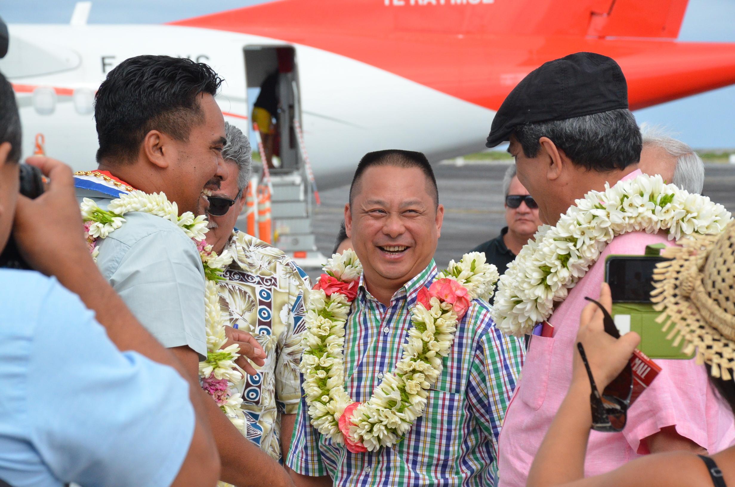 Nouvelles concessions maritimes accordées à Tahiti Nui Ocean Foods