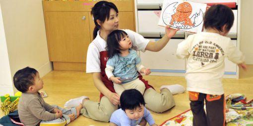 Japon : le paradoxal et insoluble manque de crèches au pays de la dénatalité