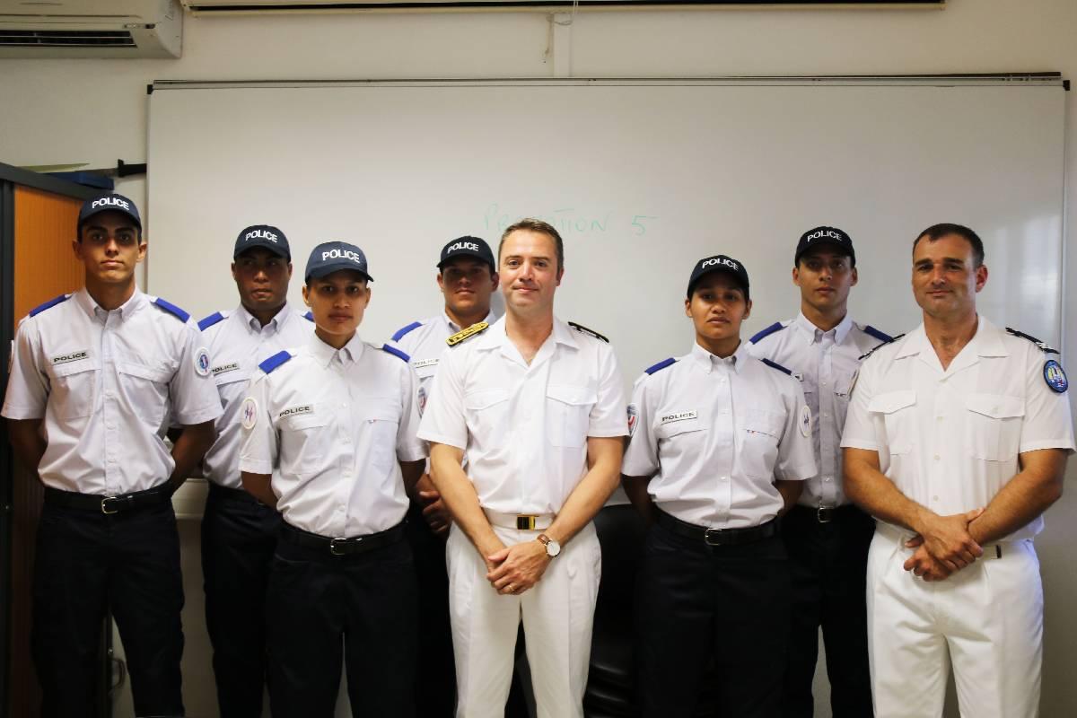 La 5e promotion des cadets de la République à l'honneur