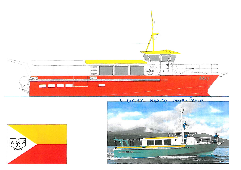 Marquises Sud : la navette doit être mise en service le 15 octobre